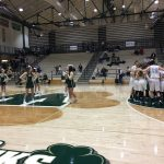 Westfield High School Girls Varsity Basketball falls to *zionsville High School 57-24