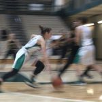 Westfield High School Girls Varsity Basketball beat Avon High School 61-59