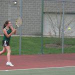 Westfield Girls Varsity Tennis falls to Brownsburg 4-1