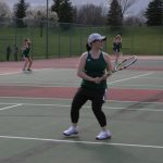 Westfield Girls JV Tennis falls to Fishers 5-7