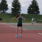 Westfield Girls Varsity Tennis beat Pendleton Heights 5-0