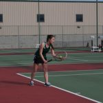 Westfield JV Tennis falls to Cathedral 2-8