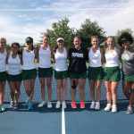 Westfield Girls Varsity Tennis falls to Carmel 0-5