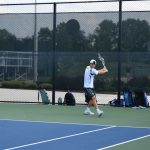 Westfield High School Boys Varsity Tennis falls to Hamilton Southeastern High School 3-2