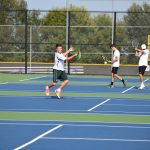 Boys Tennis falls to Avon High School 3-2