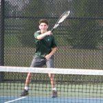 Boys Tennis - Zionsville, 8-17-17