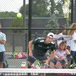 Westfield High School Boys Varsity Tennis falls to Fishers High School 4-1