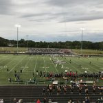 Westfield High School Varsity Football beat Zionsville High School 28-21