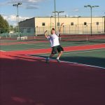 Tennis beats LC 5-0