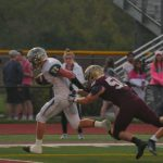 Westfield High School Varsity Football falls to Brebeuf Preparatory High 28-24