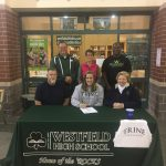 Ashley Swartout commits to Trine University