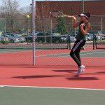 Girls Varsity Tennis falls to Brownsburg 5 – 0