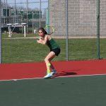 Girls Varsity Tennis finishes 4th place at Crawfordsville Invitational @ Crawfordsville High Schoo