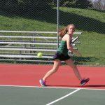 Girls Varsity Tennis falls to Hamilton Southeastern 5 – 0