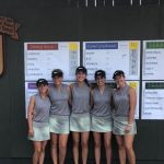 Girls Varsity Golf finishes 4th place at Crooked Stick Invite (V)