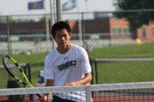 Boys Tennis – Guerin Scrimmage, 8-9-18