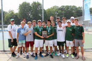 Boys Tennis – St. Joseph Invitational, 8-18-18