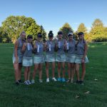 Girls Varsity Golf finishes 3rd place at Sectional