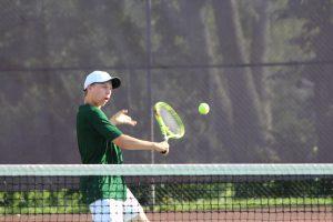 Boys Tennis – Brebeuf, 8-22-18