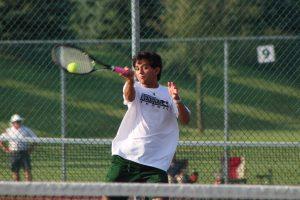 Boys Tennis – Lebanon, 8-27-18