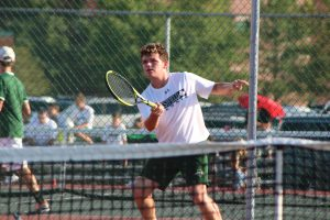 Boys Tennis – Zionsville, 9-5-18