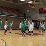 JV Lady Rocks roll past Anderson 51-7