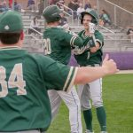 Rocks Hammer Bulldogs with 15 hits to Win HCC Contest