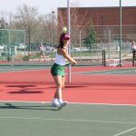 Girls Varsity Tennis beats Greenwood 4 – 1