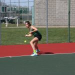 Girls Varsity Tennis falls to Avon 5 – 0