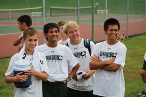 Boys Tennis – Kokomo (Senior Night), 9-19-18