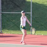 Girls JV Tennis beats Franklin Central 8 – 3