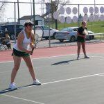 Girls Junior Varsity Tennis beats Pendleton Heights 13 – 0