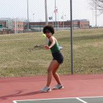 Girls Varsity Tennis falls to Bishop Chatard 5 – 0