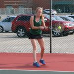 Girls Junior Varsity Tennis beats Lapel 10 – 0