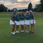 Girls Junior Varsity Golf finishes 3rd place at Lapel Invite – Edgewood GC (JV)
