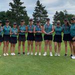 Lady Rocks Golfers Win Broncho Invite