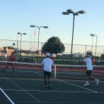 Boys Varsity Tennis falls to Fishers 3 – 2