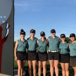 Girls Varsity Golf finishes 4th place at Hall of Fame Classic (V)