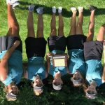 Girls Junior Varsity Golf finishes 1st place at Lebanon Invitational