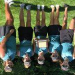Girls Junior Varsity Golf finishes 1st place at Lebanon Invitational