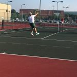 Boys Varsity Tennis beats Lawrence North 5 – 0