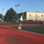 Boys Varsity Tennis beats Lapel 4 – 1