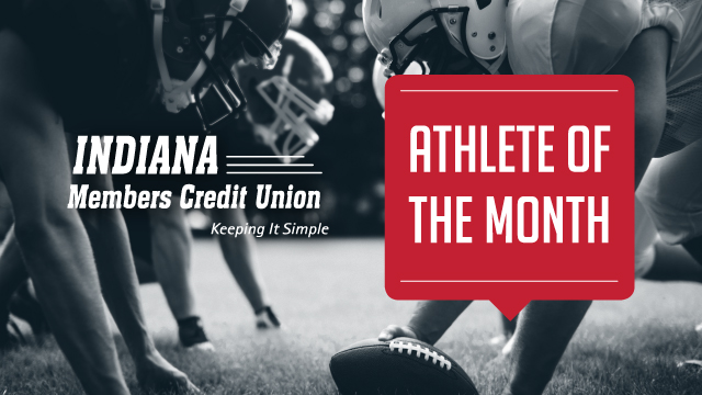 Vote Now for Westfield! Indiana Members Credit Union December Athlete of the Month