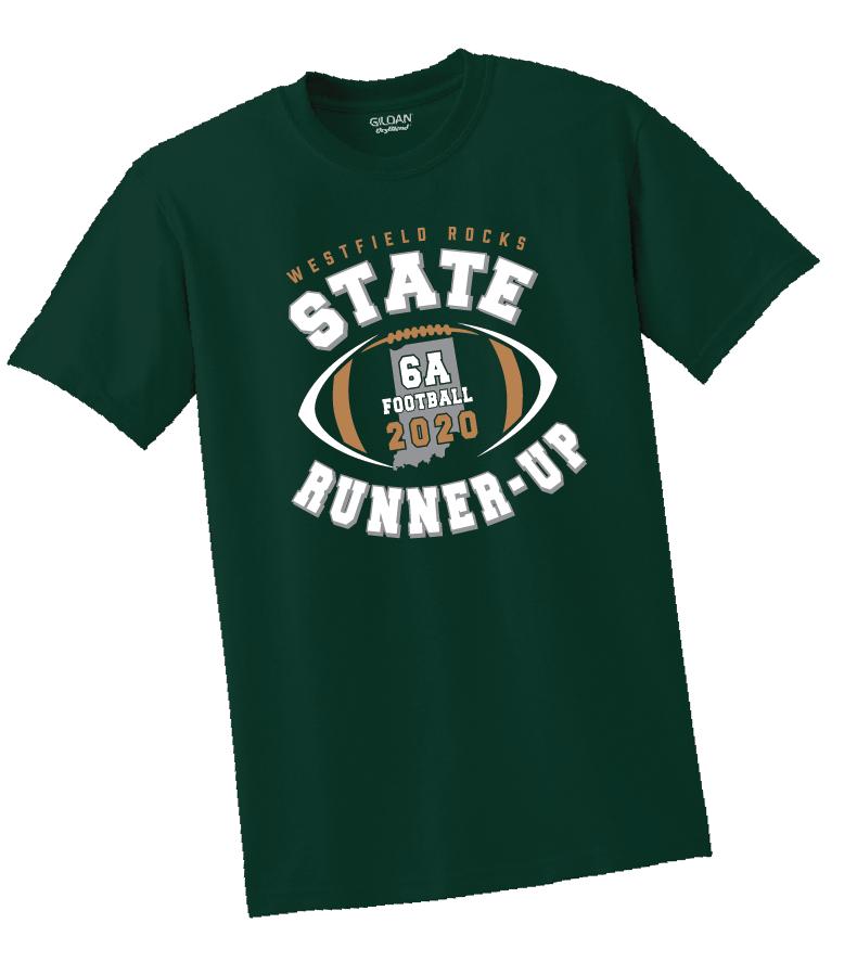 STATE RUNNER UP T-SHIRT