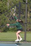 Westfield Girls Junior Varsity Tennis falls to Zionsville 5-6