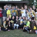 Boys Cross Country Wins League Title – Girls Teams Joins Them at State Finals