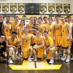 Boys Basketball – District Title