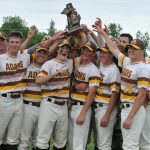 Baseball – League and District Champs
