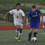 Soccer Edged by RHS