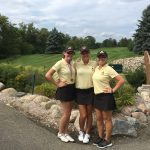 Adams High School Girls Varsity Golf finishes 14th place